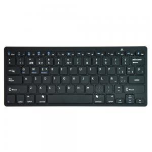 Quality Stylish Bluetooth Thin Keyboard , OEM Mini Bluetooth Keyboard For Tablet for sale