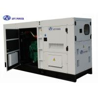 Buy cheap 375kVA Soundproof Cummins Diesel Generator 50Hz 300kW with 6 Cylinder in Line from wholesalers