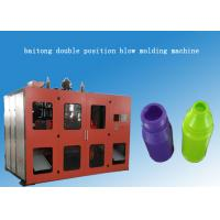Buy cheap Full automatic double station bottle blow molding machine hydraulic driven product