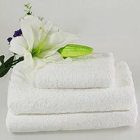 Quality 100% cotton colorbar terry hand towel for sale