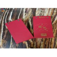 China 80gsm Paper Table Calendar Printing Services YH8 Spiral Binding 365 Pages Paper on sale
