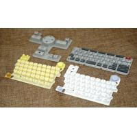 China Popular Silicone Rubber Keypad For Professional Design Custom Remote Controller on sale