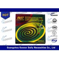 China Chemical Formula Anti Mosquito Coil / Insect Mosquito Repellent Smoke Coils on sale