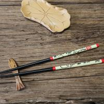 Europe Standard Healthy Tensoge Bamboo Chopsticks in 21mm 24mm