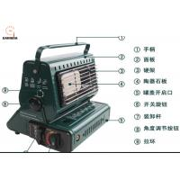 Quality High Heat Output Outdoor Camping Tools , Double Function Outdoor Camping Heater for sale