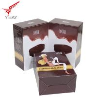 Quality Food Grade Corrugated Paper Box UV Printing Recycled Material Milk Use for sale