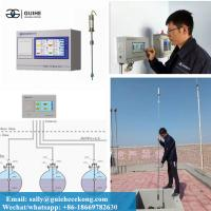 Quality fuel tank gauging system magnetic tank level gauge/sensor price/ magnetostrictive float type petrol station for sale