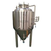 Quality small stainless steel 1bbl conical beer fermenter for sale