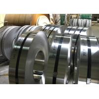 Quality 10 - 800mm Width Cold Rolled Stainless Steel Strip Thickness 0.05 - 1.2mm for sale