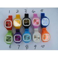 Quality Onion Angalog Digital Jelly Promotion Gift Watches for sale