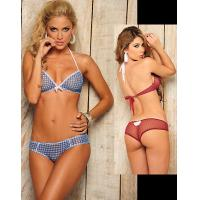 Buy Barnyard Tease Sheer Lingerie Party Adult Costumes Top and Panty Custom at wholesale prices