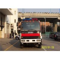 China 220V Lighting Fire Command Vehicles on sale
