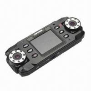 Quality Dural Lens Car Mobile DVRs with G-Sensor Function for sale