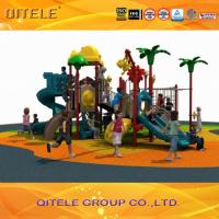 Buy cheap Outdoor body building equipment play games playground for children product