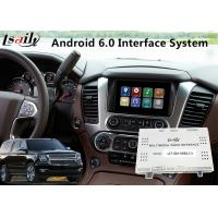 Quality Android Multimedia Video Interface for Chevrolet Suburban Mylink System 2015-2018 for sale