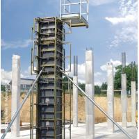 Buy Construction Concrete Column Formwork system 915 * 1830 * 6 - 18mm with high heavy loads at wholesale prices