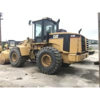 Quality Made In Japan 938G Used CAT Wheel Loaders CAT 3126 Engine 158hp Engine Power for sale