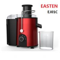 Quality Easten 400W Automatic Portable Electric Orange Juicer/ Plastic Housing 1.6 Liters Mini Juice Extractor for Carrot for sale