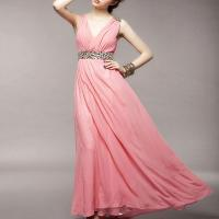 China Ladies New Fashion Maxi Party Dress on sale