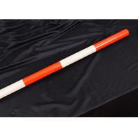 China Flexible Telescopic Fishing Rods , Waterproof Carbon Fiber Tubing Outrigger on sale