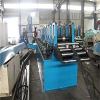 1.5-2.0mm Perforated Cable Tray Roll Forming Machine for Making CT600X90 / 500X90 / 300X90 Cable Tray Profiles for sale