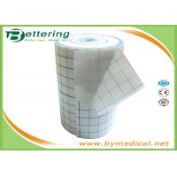 Quality Medi Fix Spunlanced Wound Care Bandages , Non Woven Adhesive Fixing Tape Roll for sale