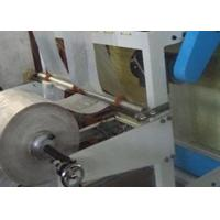 Quality Printed Plastic Poly Bag Making Machine , Poly Bag Manufacturing Machine Low Power Consumption for sale