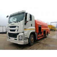 Quality ISUZU Sewer Vacuum Truck , 15 Tons City / Factory Sewer Cleaning Truck 4x2 for sale