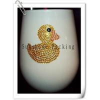 Quality Acrylic Rhinestone Sticker For Decoration for sale