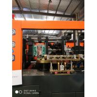 3 Cavity Automatic Pet Blowing Machine For Milk / Juice Drinking Bottles for sale