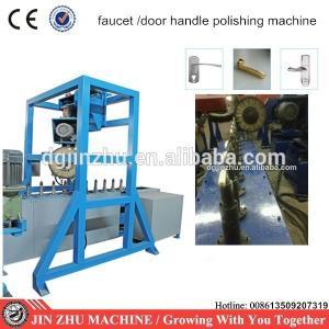 China automatic room Door Handles Polishing Machine in China on sale