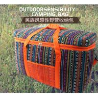 Quality Large Capacity Lunch Tote Bag , Insulated Cooler Bags 0.9kg PCS Gauge for sale