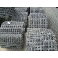 China Industrial Stainless Steel Crimped Wire Netting With Hot Dipped Galvanized on sale