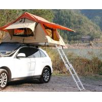 Quality Family 4 Person Roof Top Tent Large Capacity 145x125x28 Cm Fold Size for sale