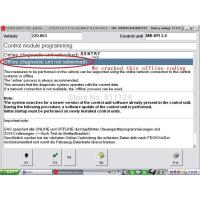Quality Offline Coding And Added W204 MB Star C3 With HDD Software 2014.12 Xentry+DAS+EPC+StarFind for sale