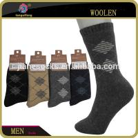 China Argyle Wool Socks for Men and Women on sale