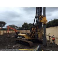 Quality Bored Pile Driving Machine , KR150C Hydraulic Rig For Piling Rig Hire 50m Max Drilling Depth for sale