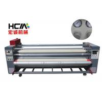 Quality Roller Drum sublimation Rotary Heat Press Machine for clothing / textile for sale