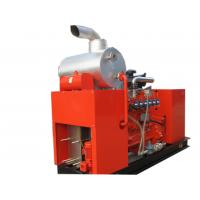 Quality 24KW Cummins Natural Gas Generator , Open Type , 4 Cylinders for sale