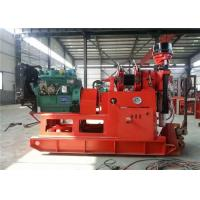 Quality ST200 Water Well Drilling Rig Machine With Diesel Engine For Drilling 200m for sale