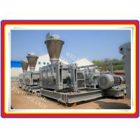 China Oxidant / Sodium Bromide Dry Granulator Machine 10 - 25Mpa Hydraulic Pressure on sale