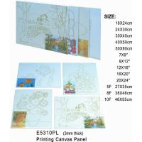 3mm Thick Print Stretched Canvas Art Painting Canvas Panel OEM Service Avaliable