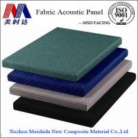 China Building Material Interior Decorative Fabric Wall Panels on sale