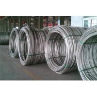 Quality Steel Low Carbon Wire Rod , Hot Rolled Steel Drawing Wire 6.5 MM 8 MM 10 MM 12 MM for sale