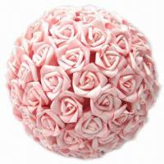 Quality Decorative Artificial Flower Ball, Handmade for sale