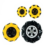 Buy 48mm Or 60mm Or  80mm Or 97mm Car Wheel For Mecanum at wholesale prices