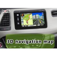 Buy 1.6GHZ 4 Core Andorid 6.0 GPS Honda Video Interface for HR - V support Google Play at wholesale prices