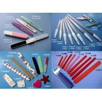 Quality Emery Boards,nail Files,foot Files for sale