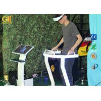 Buy cheap Interactive Shaking Platform 9D Vibrating VR Simulator For Theme Park 600W from wholesalers