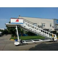 Quality Portable Airplane Steps Ladder Diesel Driven 2300 To 3600 mm Height for sale